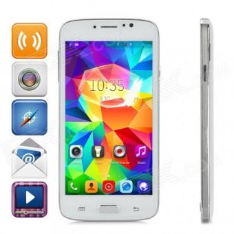 Телефон iCool F-G906+ White Android 4.4.2 / MTK6572 1.3GHz/ Dual-Core