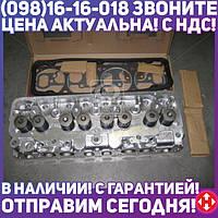 Головка блока ГАЗЕЛЬ ( двигатель УМЗ 4216) с клапаннами с прокладкой и крепежами Евро-3 под ГБО (пр-во УМЗ) 4216.1003001-20