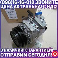 Компрессор кондиционера BMW 5 SERIES E60 545i 03- (Nissens) 89199