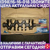 Вал коленчатый ГАЗЕЛЬ,ВОЛГА двигатель 406,405 с вкладышами в сборе (пр-во ЗМЗ) 406.1005008