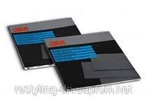 3M™ 01970 Водостойкая абразивная бумага 734, Tri-M-Ite, Карбид Кремния, 230 х 280 мм, Р1200
