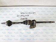 Піввісь права з підвісним підшипником Вектра С, Opel Vectra C 2.2 13166586 №21