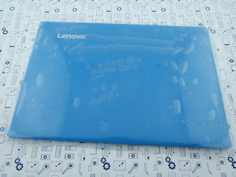 New. Корпус нижний для ноутка Lenovo 100S-11IBY синяя 5CB0K38958