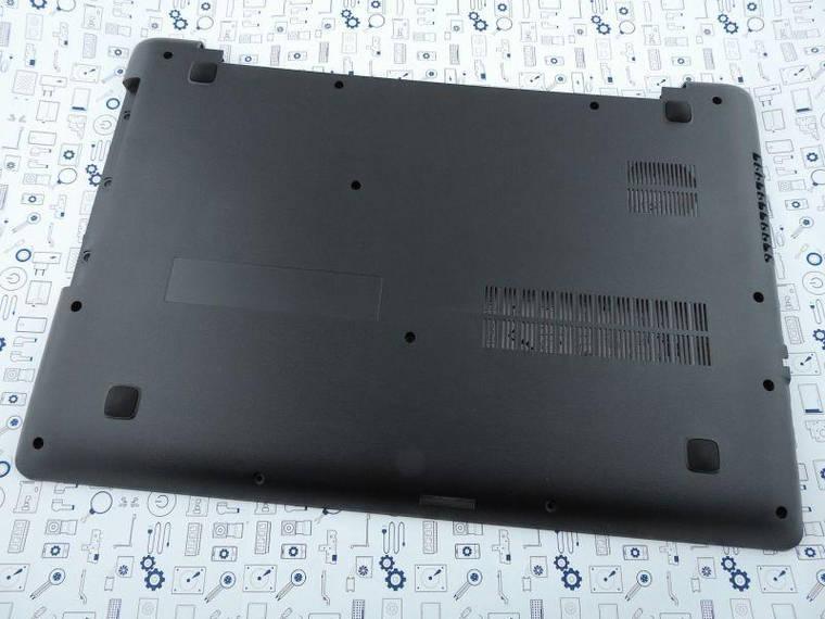 New. Нижний корпус Lenovo 110-15ACL черный 5CB0L46269, фото 2