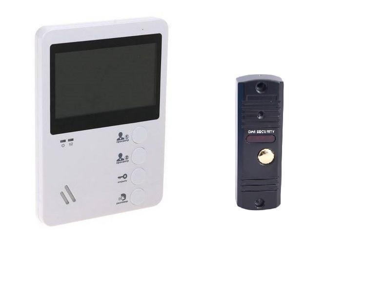 Комплект відеодомофона CoVi Security Kit IZI