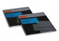 3M™ 01972 Водостойкая абразивная бумага 734, Tri-M-Ite, Карбид Кремния, 230 х 280 мм, Р800