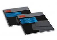 3M™ 01973 Водостойкая абразивная бумага 734, Tri-M-Ite, Карбид Кремния, 230 х 280 мм, Р600