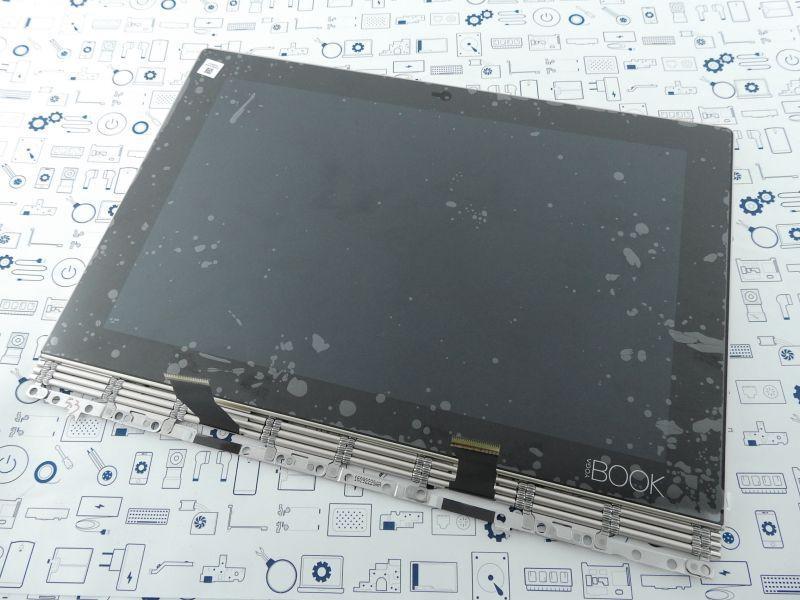 New. Оригинальный модуль дисплея в сборе Lenovo Yoga Book X90 золото
