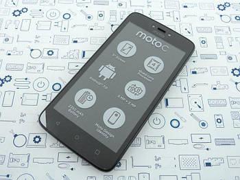 New. Оригинал Motorola C XT1750 дисплей (модуль) в корпусе Серый