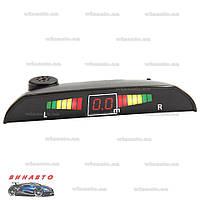 Парктроник Incar PT214 Black (4 датчиков)