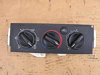 Блок управления печкой без кондиционера б/у на Renault Master 2003-2010 год