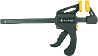 Струбцина автоматическая 60x600 мм 12A560 Topex