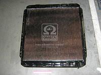 ⭐⭐⭐⭐⭐ Радиатор водяного охлаждения КАМАЗ 5320 (3-х рядный ) медный (Дорожная Карта) 5320-1301010-С