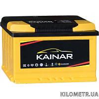 Автомобильный аккумулятор KAINAR 65Ah-12v Standart+ (278х175х190), R,EN600 (0652610120 )