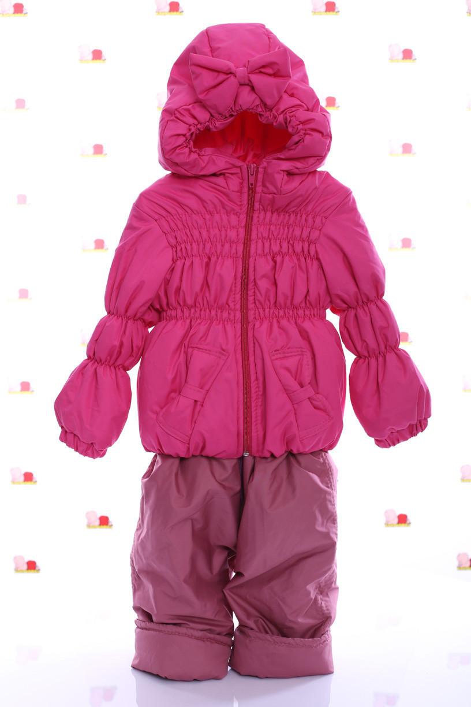 Куртка весна-осень и полукомбинезон  Кроха   для девочек