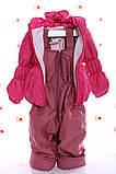 Куртка весна-осень и полукомбинезон  Кроха   для девочек, фото 2
