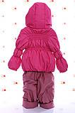 Куртка весна-осень и полукомбинезон  Кроха   для девочек, фото 3