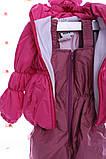 Куртка весна-осень и полукомбинезон  Кроха   для девочек, фото 4