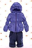 Куртка весна-осень и полукомбинезон  Кроха   для девочек, фото 5