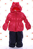 Куртка весна-осень и полукомбинезон  Кроха   для девочек, фото 8