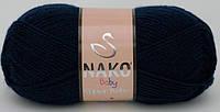 Nako Baby Super Bebe темно-синий № 10094