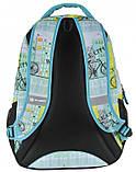 Молодежный рюкзак PASO 22L, 17-2708UF, фото 5