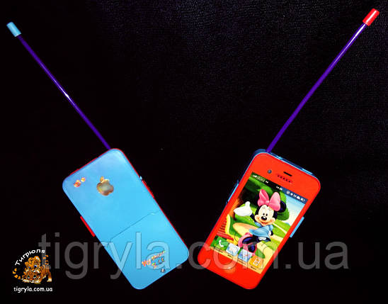 Рации телефоны Микки Маус, фото 2