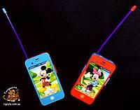 Рации телефоны Микки Маус