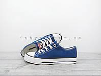 3c9302d522c3 Женские и подростковые кеды Converse all star chuck taylor конверс ол стар  синие