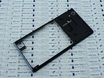 New. Средний корпус Lenovo P70 Синий