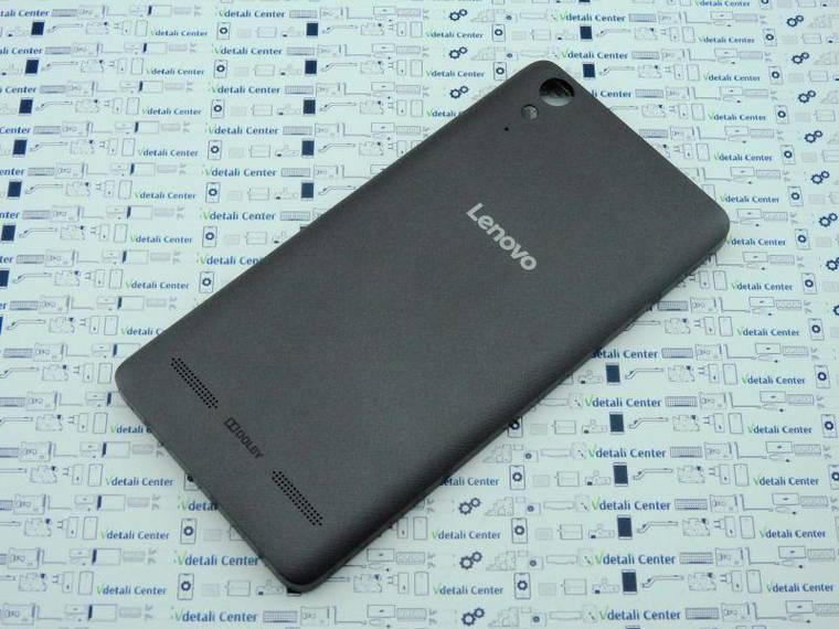 New. Задняя крышка Lenovo A6010 Черный, фото 2