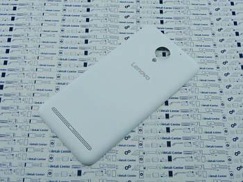 Задняя крышка Lenovo K10a40 Белый новый Сервисный оригинал