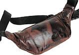 Поясная сумка из кожи Always Wild 907-TT brown, фото 7