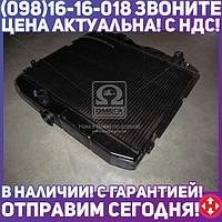 Радиатор водяного охлаждения ПАЗ 3205 (3-х рядный ) медный (Дорожная Карта) 3205-1301010-02С