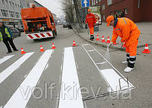 Краска для разметки дорог АК-501