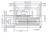 Индикатор ЖКИ 1602 СИНИЙ с подсветкой LCD 1602, фото 3