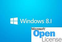 Лицензия для Windows WinPro 8.1 SNGL OLP NL Legalization GetGenuine wCOA