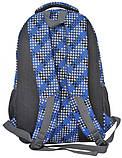 Молодежный рюкзак PASO 21L 15-8115C синий, фото 3