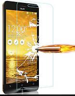 Защитное стекло iPhone 5s (2в1) цветное AWM (зеркал-зол, зеркал-серое, мат. золотое)