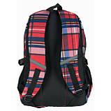Молодежный рюкзак PASO 25L 16-1827B, фото 2