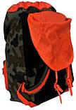 "Молодежный рюкзак для ноутбука 15,6"", Paso CM-190B 25 л, фото 2"
