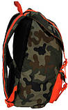 "Молодежный рюкзак для ноутбука 15,6"", Paso CM-190B 25 л, фото 4"