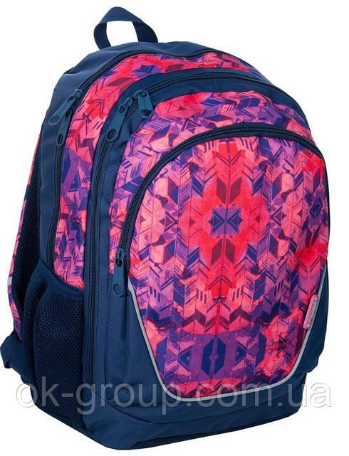 Молодежный рюкзак PASO 21L 15-367A синий