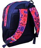 Молодежный рюкзак PASO 21L 15-367A синий, фото 3