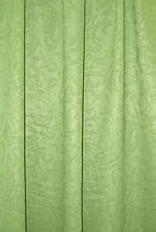"""Штора софт """"Зеленая веточка"""", фото 2"""