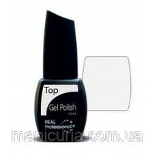 Gel Polish Top, 15 ml, Real Professional