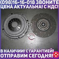 Сцепление ЗИЛ 5301,130 лепестковое в сборе (корзина лепестковая+диск ведомый лепестковый+выжимная муфта с закрытым подшипником ) 130-1601090