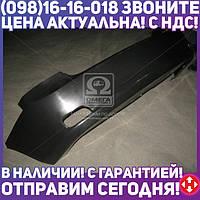 Бампер задний ( с отверстиями противотуманок ) KIA CERATO 06-09 (пр-во Mobis) 866112F510