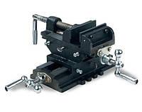 Proma KS-150 тиски машинные крестовинные 150 мм , фото 1
