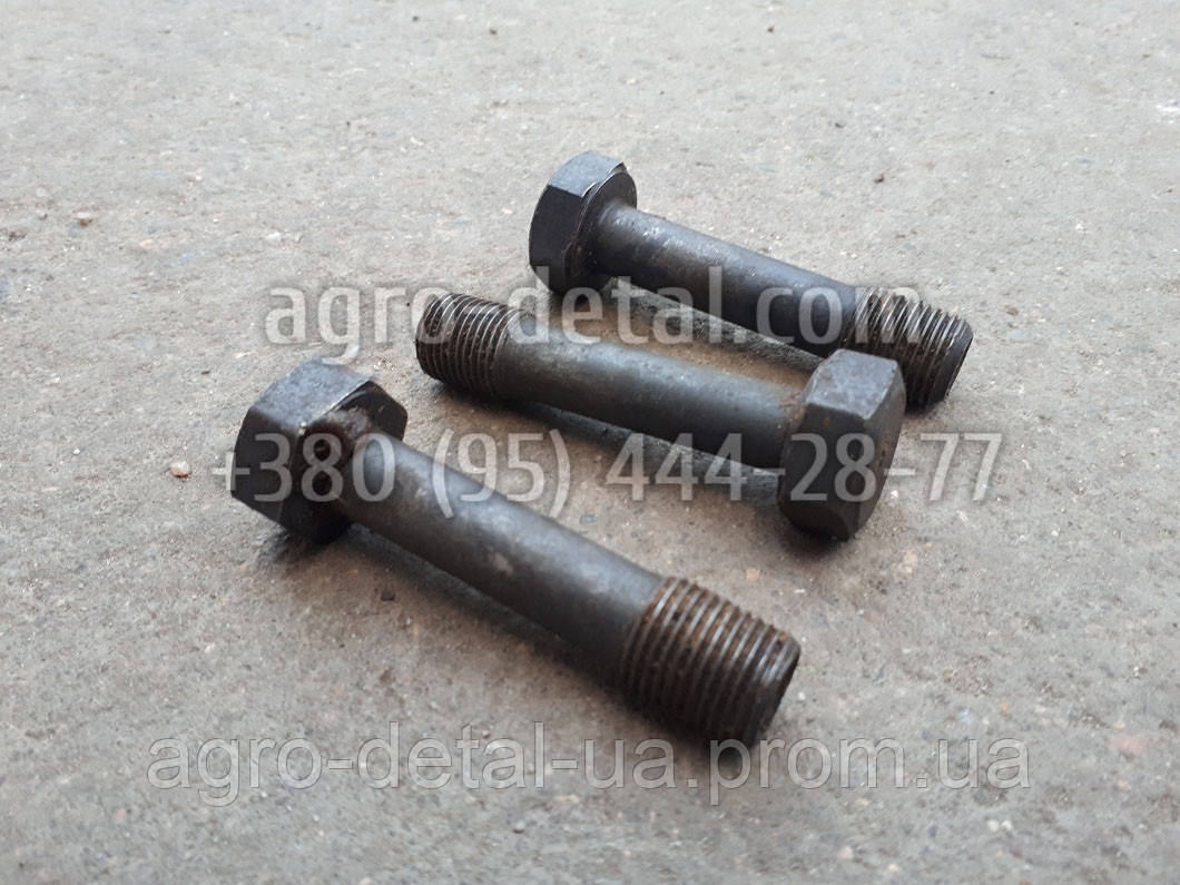 Болт 236-1004062 Б крепления шатуна короткий двигателя ЯМЗ 236,ЯМЗ-236М2,ЯМЗ 236Д,ЯМЗ 238М2